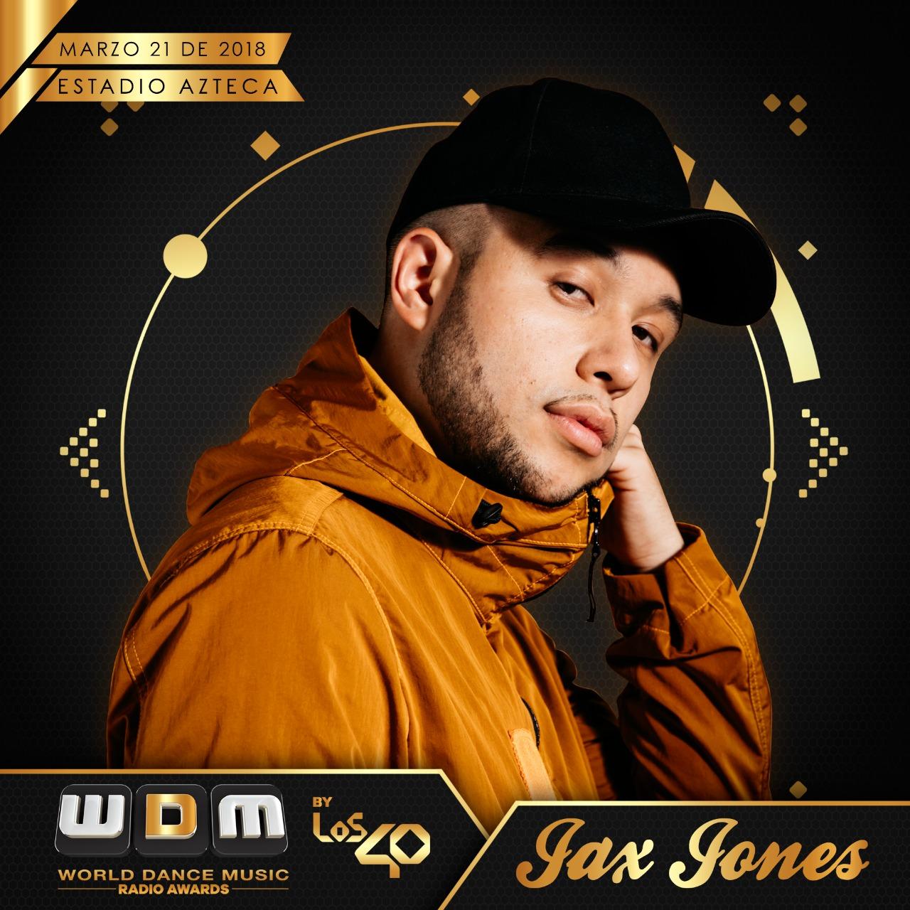 WDM Jax Jones