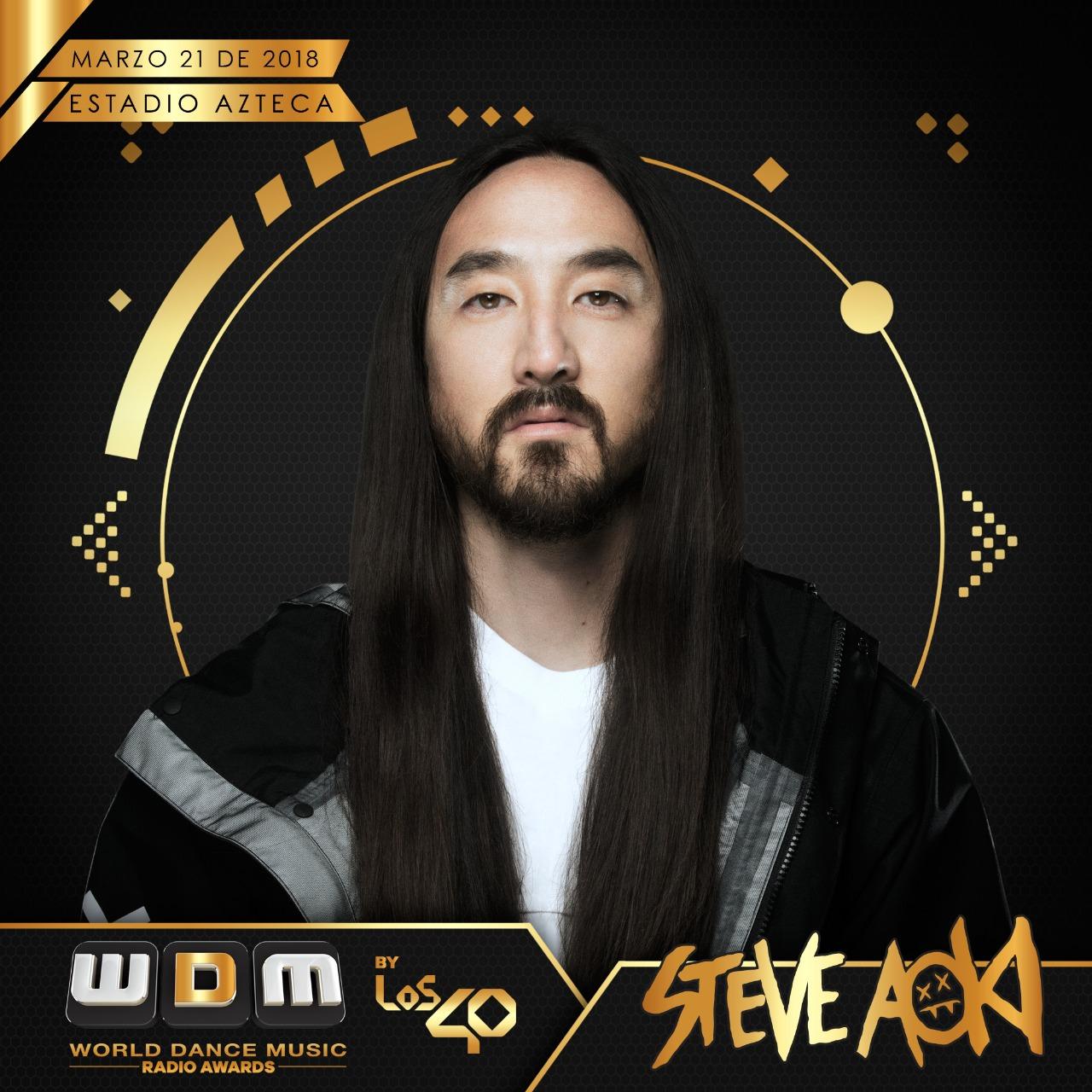 WDM Steve Aoki