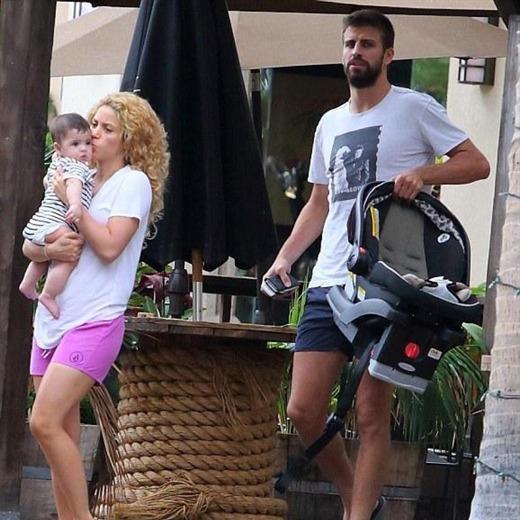 Nuevo Hijo De Shakira