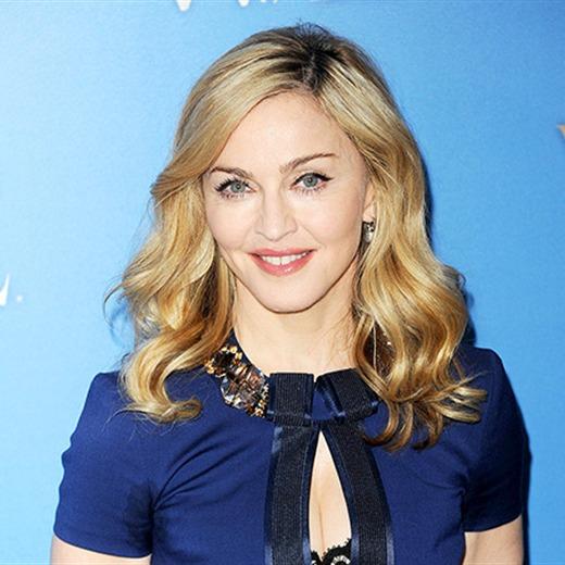 Madonna regraba