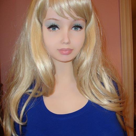 Así es la nueva Barbie humana