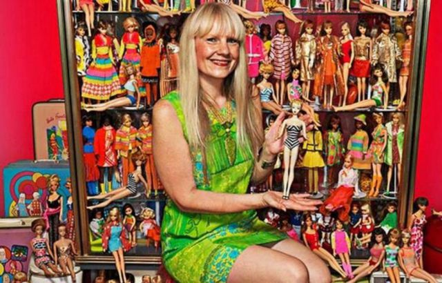 La reina de las Barbies