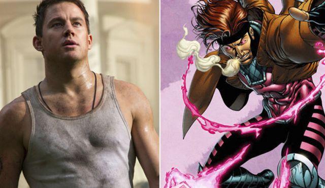 Nuevo X-Men: Channing Tatum