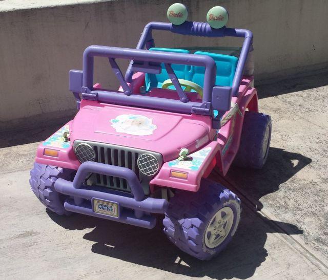 Usa El Auto De Barbie Actualidad Los40 Mexico