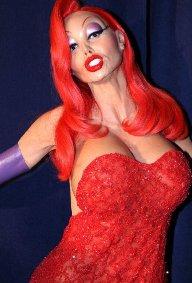 Chica transgénero gastó miles de dólares para ser como Heidi Klum