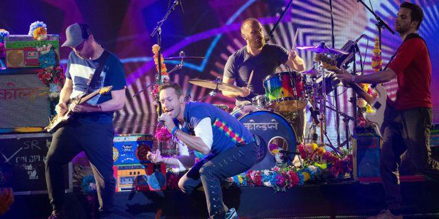 Coldplay regresa a México en 2016 con su gira mundial
