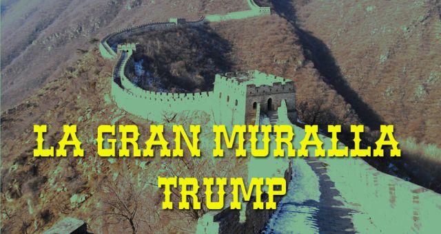 Resultado de imagen para el muro de trump