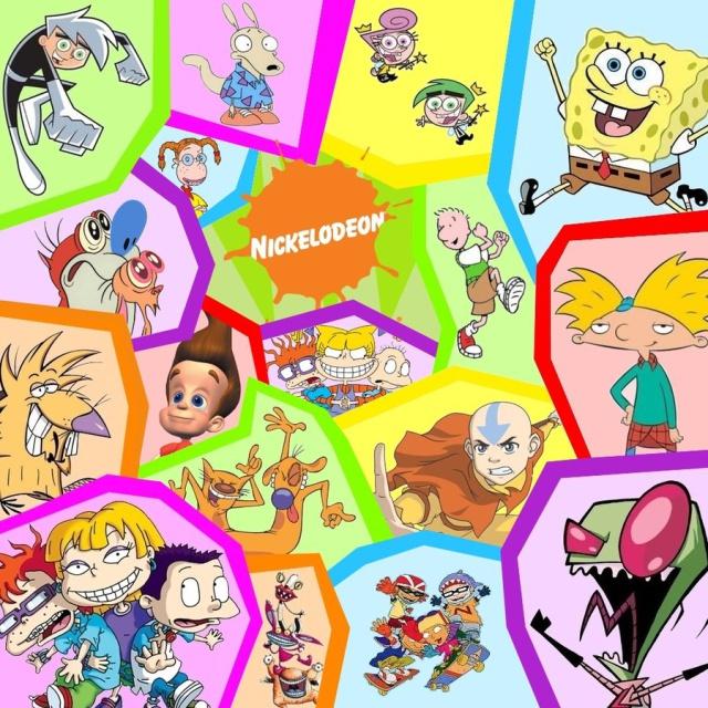 Lo mejor de Nickelodeon llegará al cine