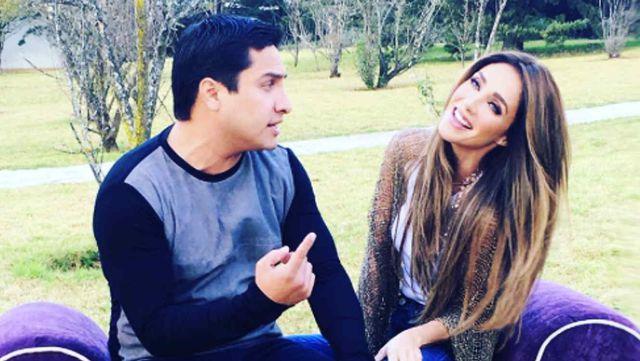 Anahí estrena video junto a Julión Álvarez