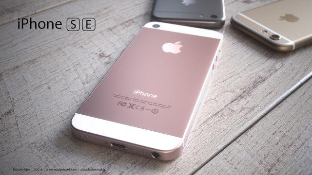 El iPhone SE ya está en las tiendas de EU