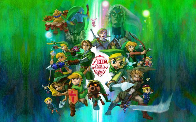 Así festejan los 30 años de The Legend of Zelda