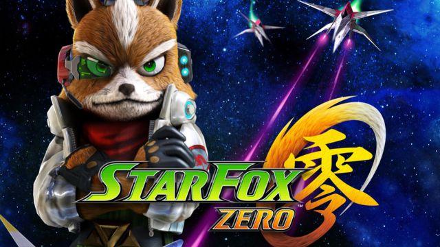 Revelan detalles de Star Fox Zero