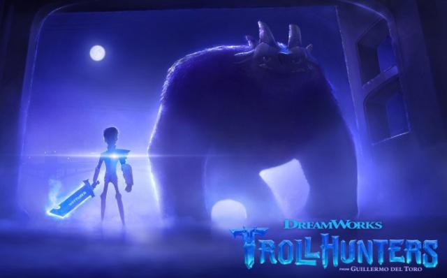 Trollhunters, la nueva cinta de Guillermo del Toro