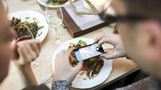 APP para fotografiar tu comida