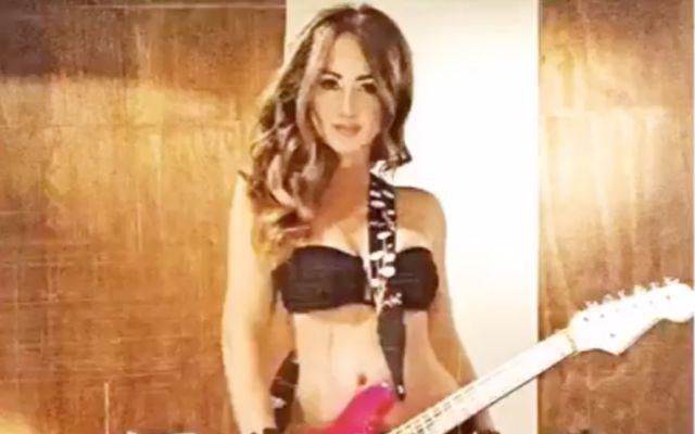 Andrea Legarreta cautiva a sus fans con poca ropa (VIDEO)
