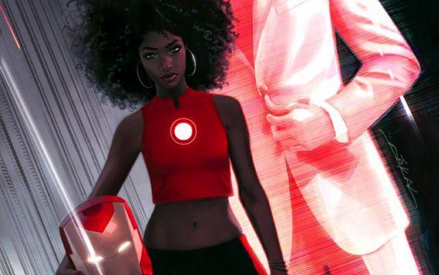"""Marvel ya tiene un nuevo """"Iron Man"""""""