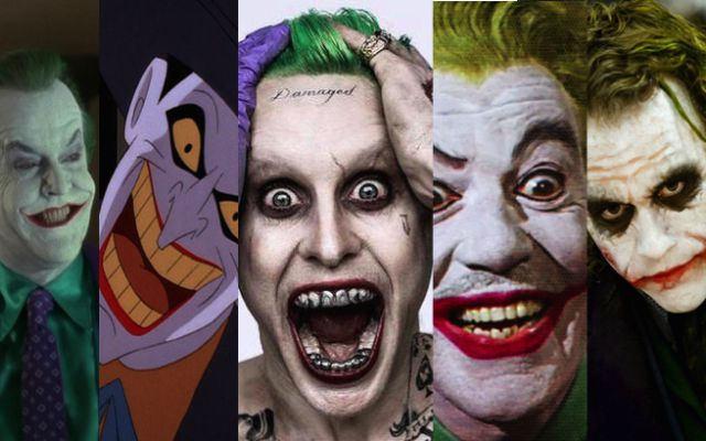 ¿Qué Joker te gusta más?