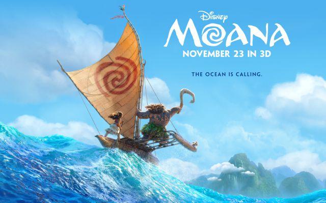 Disney lanza el tráiler de su nueva película llamada Moana (Video)