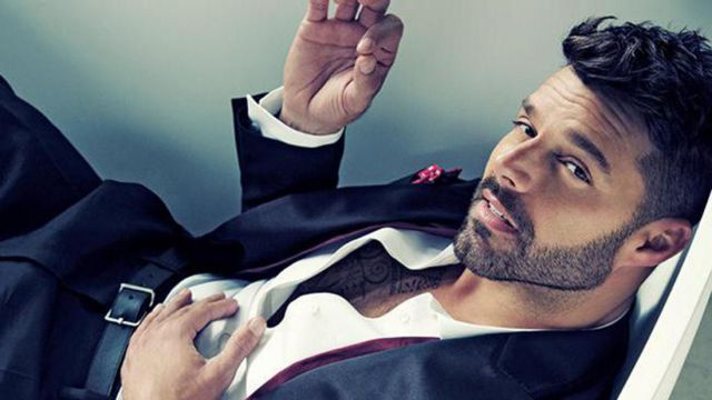 Ricky Martin listo para Chile