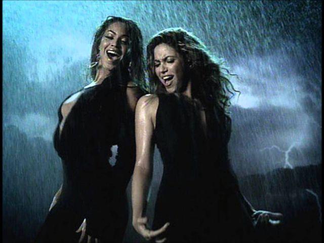 Shakira y Beyoncé podrían compartir escenario