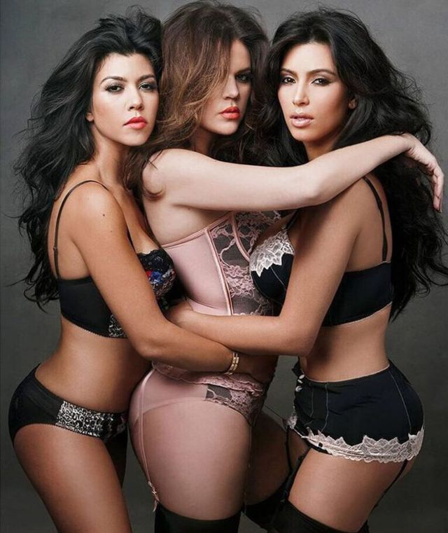 Él es quien enamoro a tres hermanas Kardashian