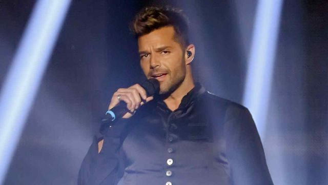 Ricky Martin listo para el 'Autism Rocks'