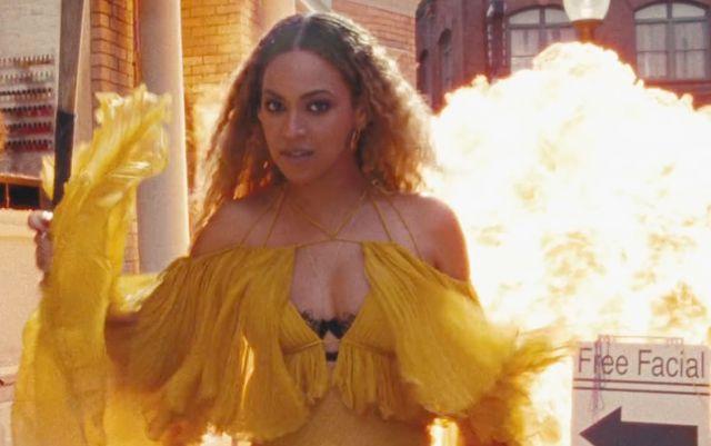 Beyoncé se vuelve más ruda que nunca en su nuevo video