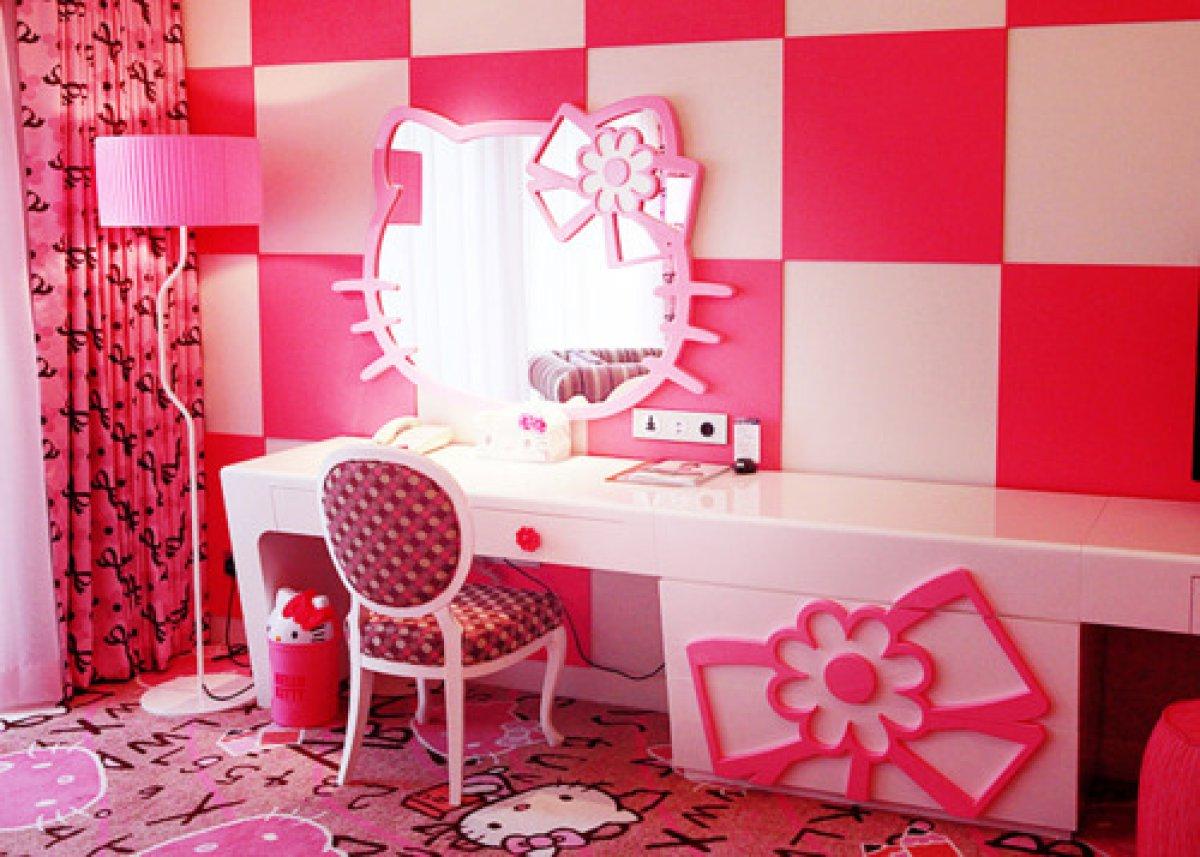 Los cuartos mas Hello Kitty del mundo  Fotogalería ...