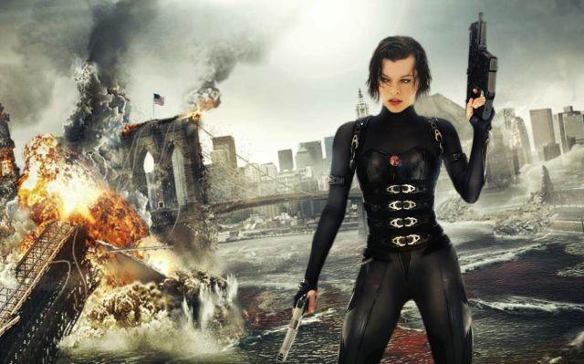 Resident Evil: The Final Chapter, revelan una nueva imagen de la cinta