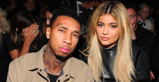 Ex de Tyga provoca revelar dato íntimo de Kylie Jenner
