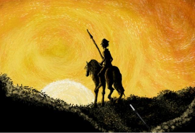 Disney está planeando una película sobre Don Quijote
