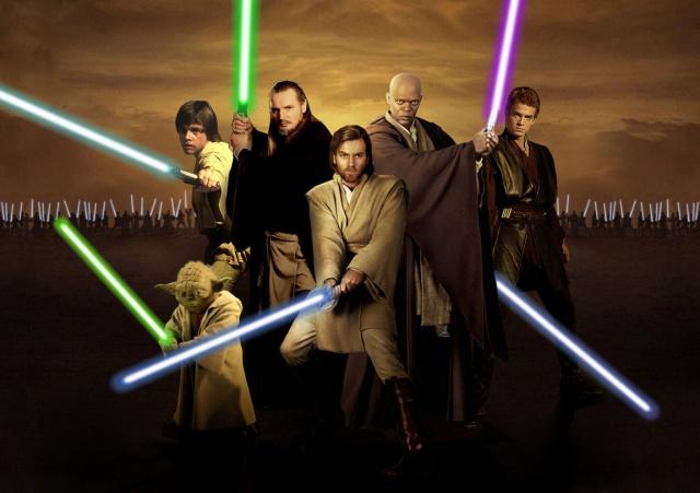 Lucasfilm demanda a escuela de combate con sables de luz