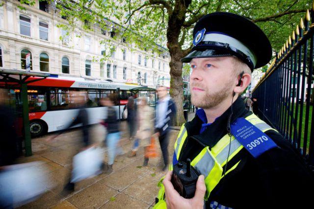 Este policía posee una particular habilidad
