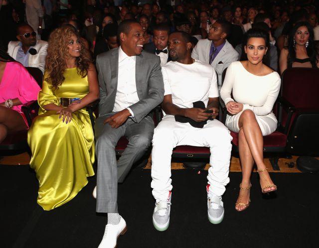 Kanye West critica a Beyoncé y a Jay Z
