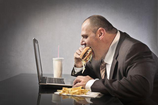 Trabajos donde engordamos más