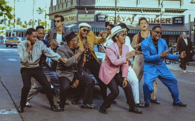Acusan de plagio por Uptown Funk — Bruno Mars