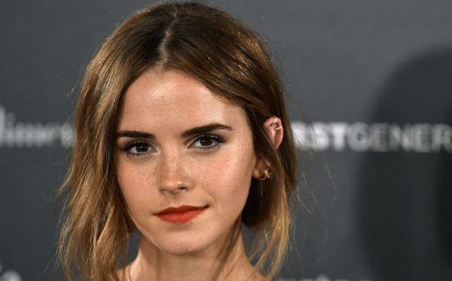 Emma Watson en alfombra roja