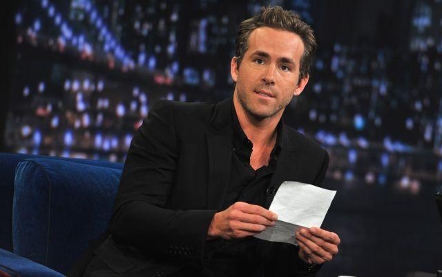 """Ryan Reynolds parodió escena de """"Diario de una pasión"""""""