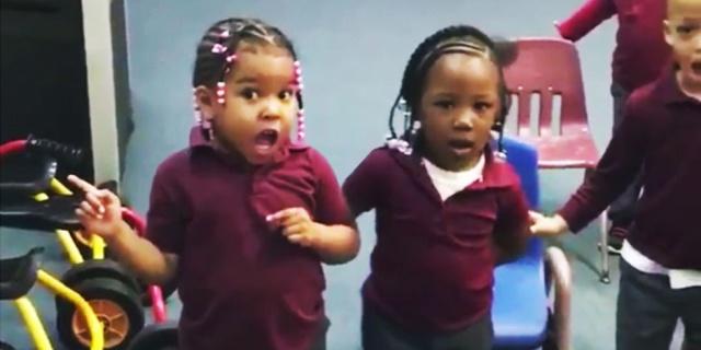 Estos niños hacen el #MannequinChallenge más tierno del mundo