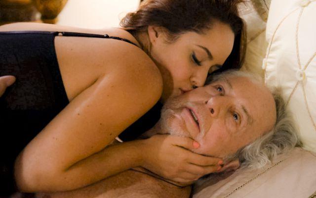 Sebastian de 15 años cuenta la experiencia de amor de su abuelo