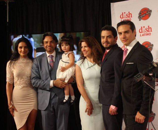 Eugenio Derbez piensa en un reality show estilo las Kardashian