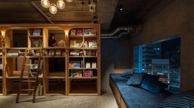 El sueño de todo ratón de biblioteca