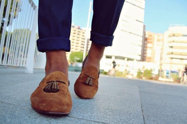 Cómo lograr que tus zapatos luzcan perfectos