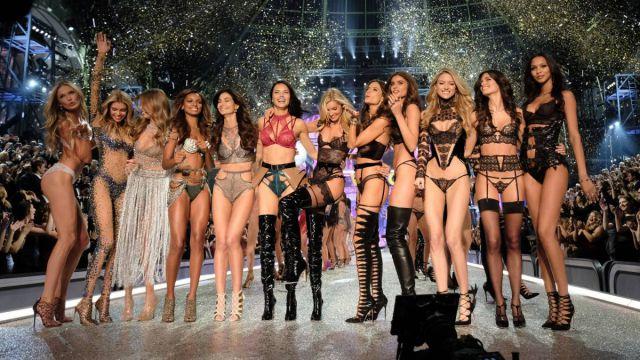 La versión XL del desfile de Victoria's Secret