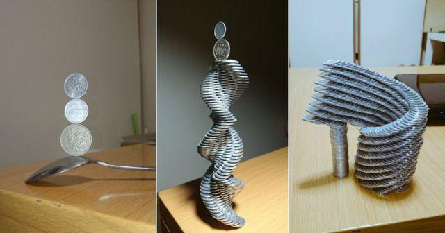 Esculturas y creatividad