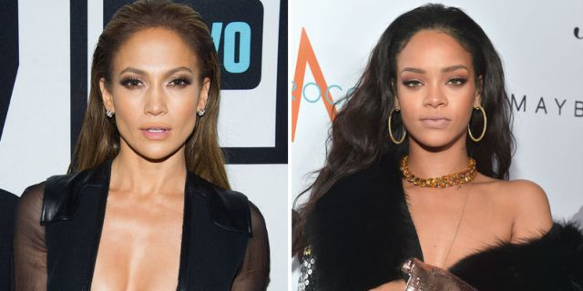 ¿Rihanna celosa?