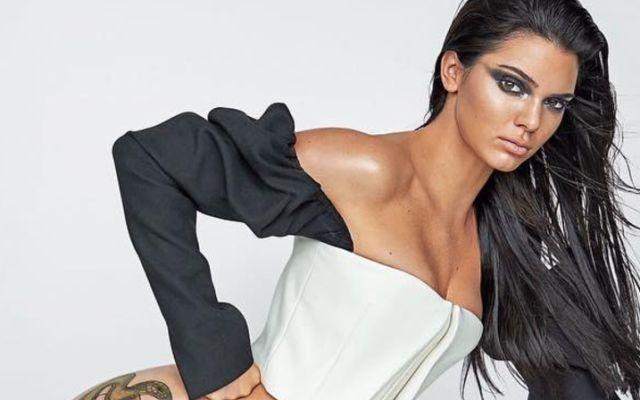 Kendall Jenner sorprende con ENORME tatuaje