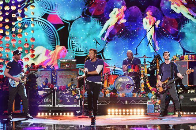 ¿Saliste en videoclip de Coldplay?