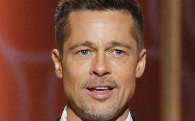 Brad Pitt reaparece tras divorcio y así lo reciben