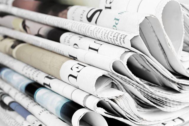 Compró más de 1.000 periódicos para ocultar su delito